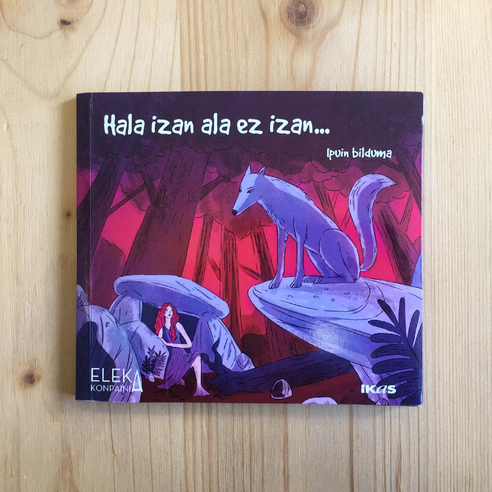 IKAS – POCHETTE CD CONTES